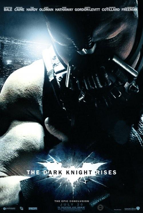 Фан-постеры «Темного рыцаря: Возрождение Легенды». Изображение № 3.