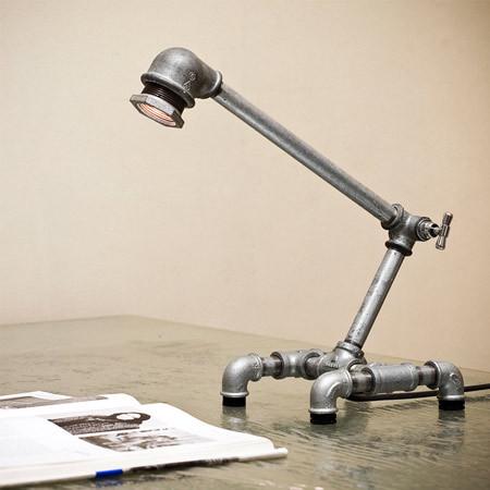 Сантехнические лампы Дэвида Бенатана. Изображение № 6.