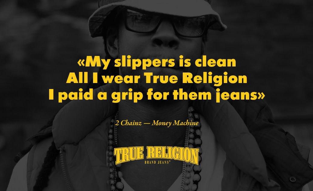 Какие марки одежды советуют рэперы в своих песнях. Изображение № 14.