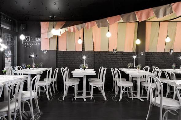 Место есть: Новые рестораны в главных городах мира. Изображение № 58.