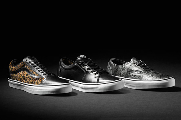 VANS SYNDICATE AVE + DILL PACK. Изображение № 4.