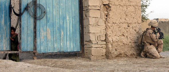 Афганистан. Военная фотография. Изображение № 57.