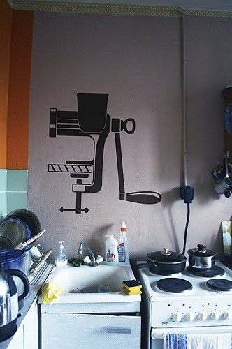 HUNGRY. Виниловые наклейки. Сделано вМоскве. Изображение № 18.