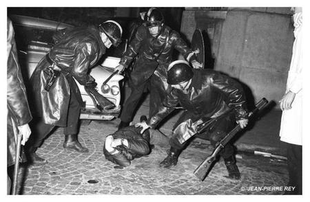 Jean-Pierre Reyвзгляд намай '68. Изображение № 18.