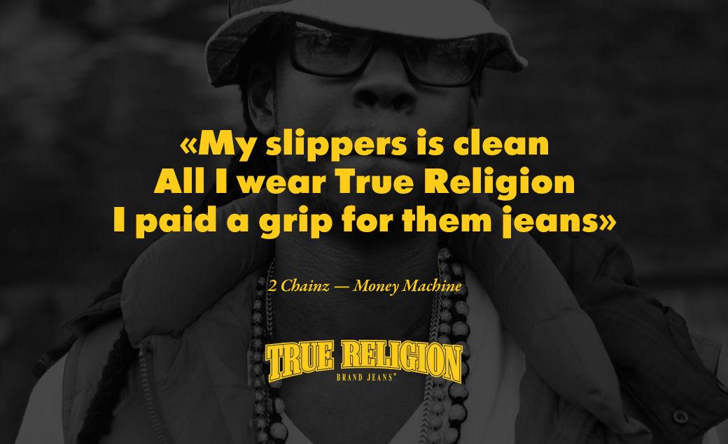 Какие марки одежды советуют рэперы в своих песнях. Изображение №14.