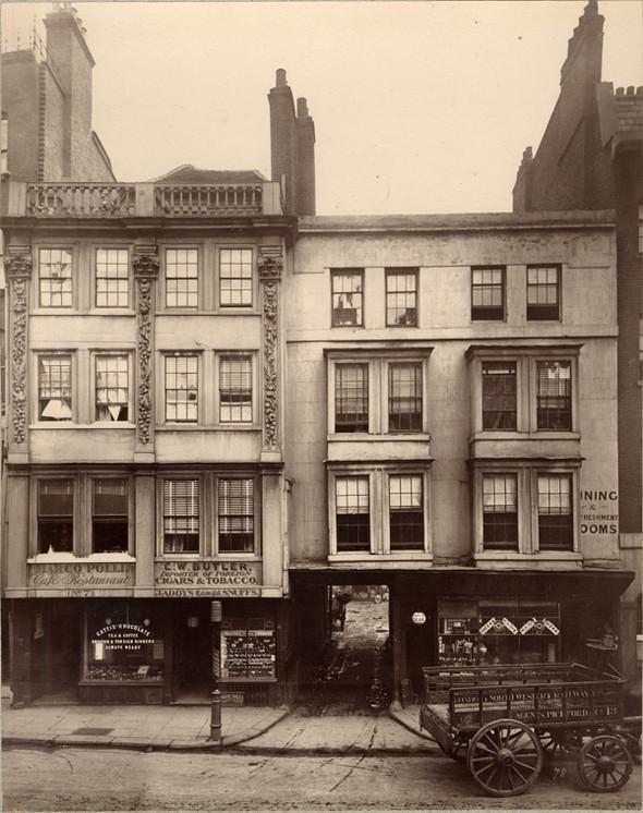 Призраки старого Лондона. Изображение № 18.