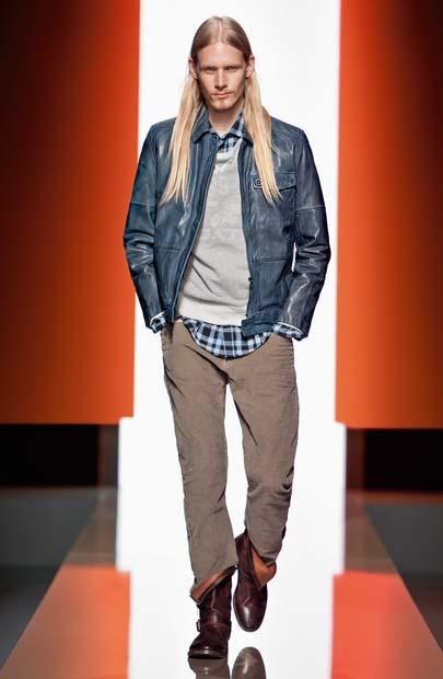 Новости ЦУМа: Коллекция мужской одежды Boss Orange осень-зима 2012-13. Изображение № 10.