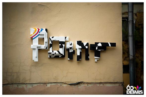 3D sculpture artist: OnePoint (result). Изображение № 2.