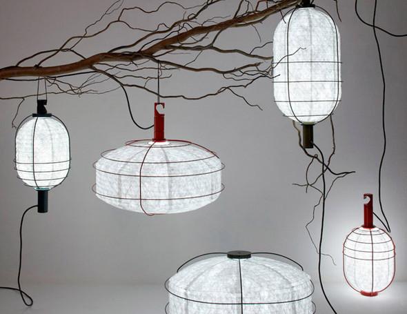 Свет от Arik Levy для Forestier. Изображение № 1.