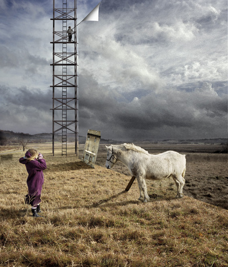 Фотохудожник-сюрреалист Alastair Magnaldo. Изображение № 4.