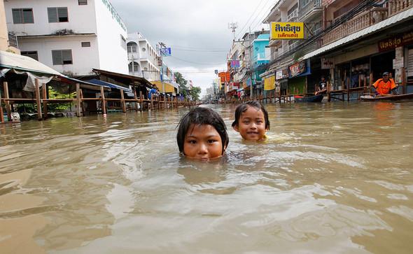 Таиланд: потоп с улыбкой на лице. Изображение № 5.