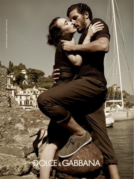 Кампания: Dolce & Gabbana SS 2012 Men. Изображение № 8.