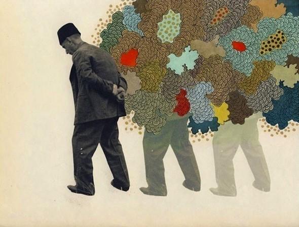 Клей, ножницы, бумага: 10 современных художников-коллажистов. Изображение № 52.