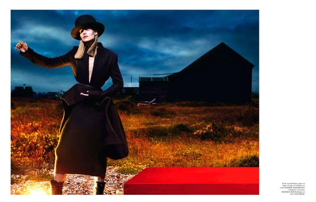 Новые съемки Dazed & Confused, Vogue, i-D и W Magazine. Изображение № 13.