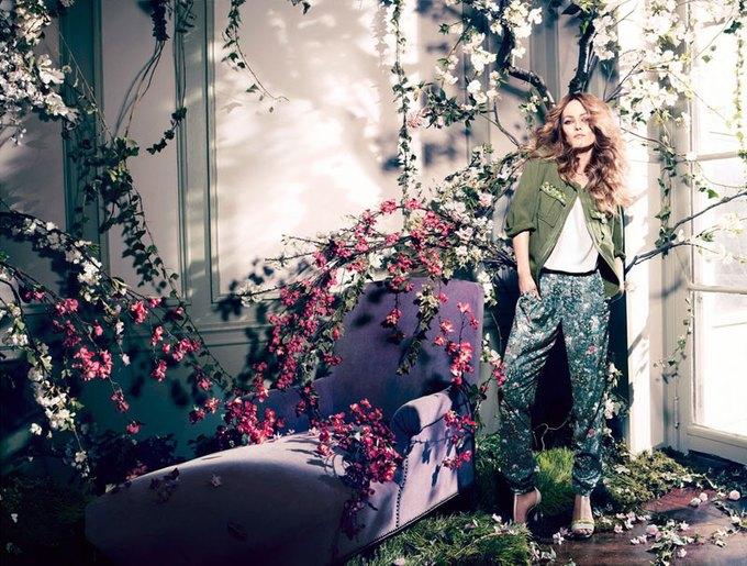Показана полная кампания H&M Conscious с Ванессой Паради. Изображение № 4.