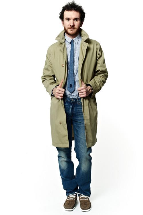 Выбор бренд-менеджера: Восемь мужских весенних луков. Изображение № 12.