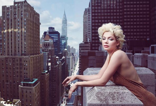 Съёмка: Мишель Уильямс для Vogue. Изображение № 4.