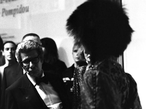 Изображение 13. Ив Сен-Лоран и его последнее шоу глазами Эди Слимана.. Изображение № 13.