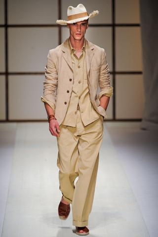 Изображение 39. Мужская неделя моды в Милане: мнения.. Изображение № 59.