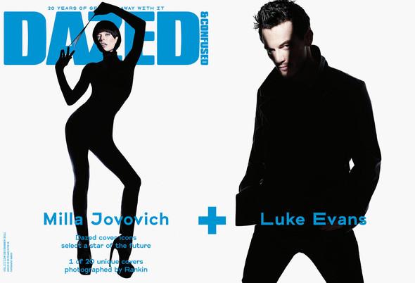 Обложки: 20 знаменитостей в объективе Ранкина для Dazed & Confused. Изображение № 5.