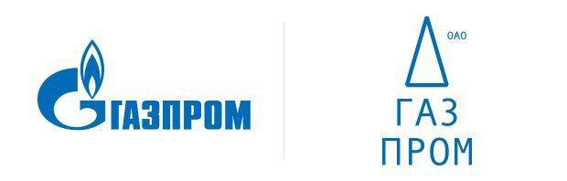 Редизайн: Новый логотип «Газпрома». Изображение № 3.