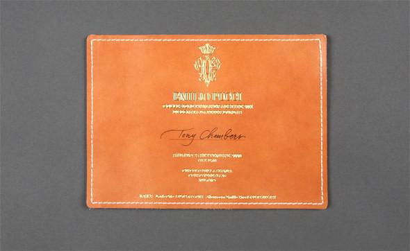 Изображение 11. Womenswear collections S/S 2011: show invitations.. Изображение № 11.
