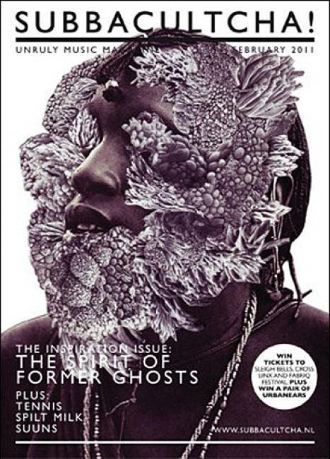 Самые красивые обложки журналов в 2011 году. Изображение № 92.