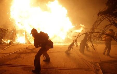 Пожары вКалифорнии. Изображение № 25.