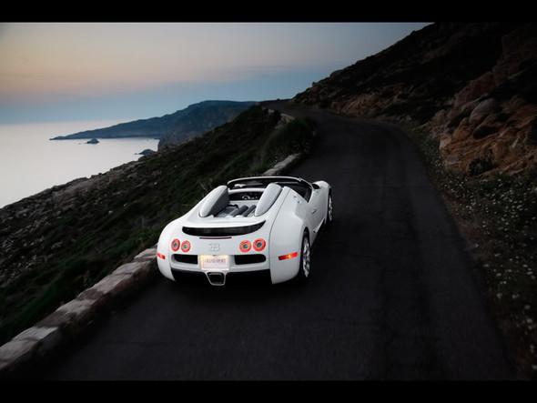 Bugatti Veyron Grand Sport. Изображение № 7.