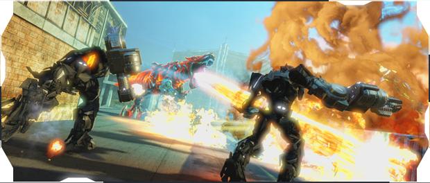 Объявлена дата выхода новой игры о трансформерах. Изображение № 1.