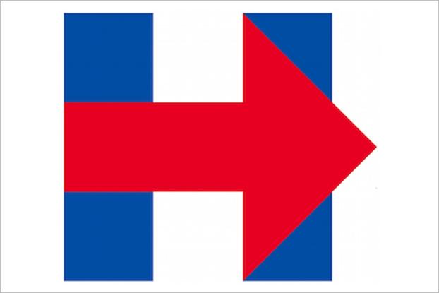 Кандидат от Демократической партии Хиллари Клинтон. Изображение № 20.