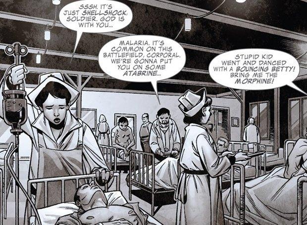 10 лучших комиксов про Капитана Америку. Изображение № 11.