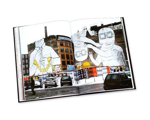Не ждали: 8 альбомов о стрит-арте. Изображение № 68.
