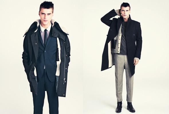Изображение 6. Лукбук: H&M FW 2011 Menswear.. Изображение № 6.