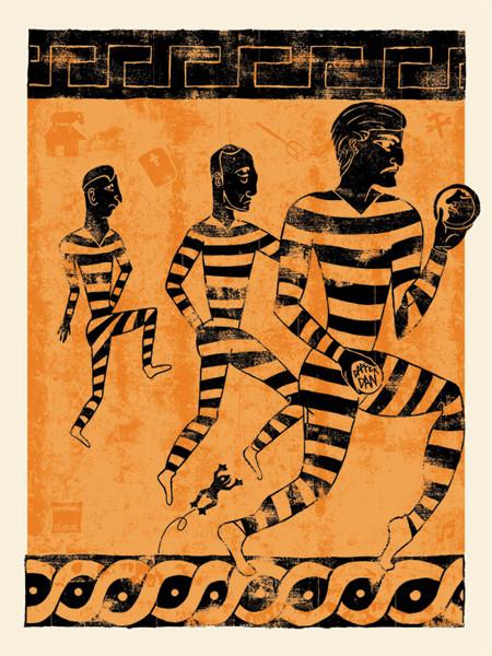 Изображение 6. Постеры: Квентин Тарантино против братьев Коэнов.. Изображение № 6.