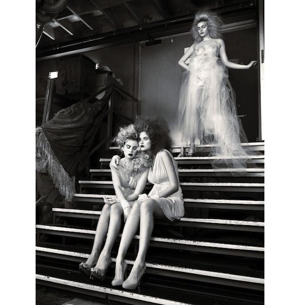 Новые съемки: Numero, Playing Fashion, Tangent и Vogue. Изображение № 37.