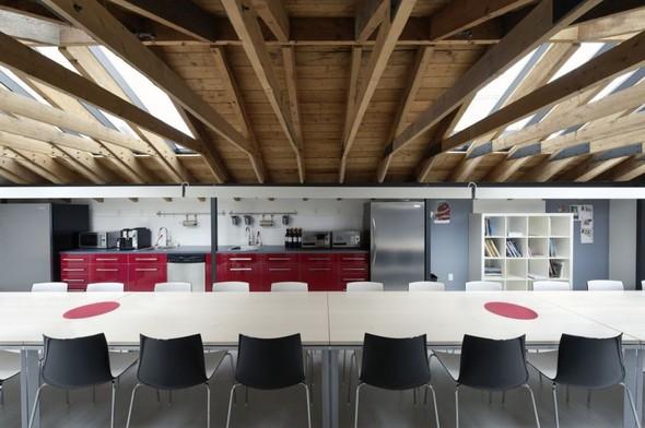 Офис канадского архитектурного бюро LEMAYMICHAUD. Изображение № 4.