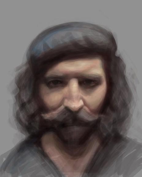 Портреты на iPad. Изображение № 5.