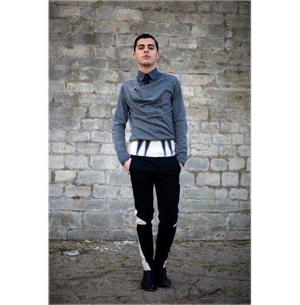 Луки с Недели моды в Париже. Изображение № 25.