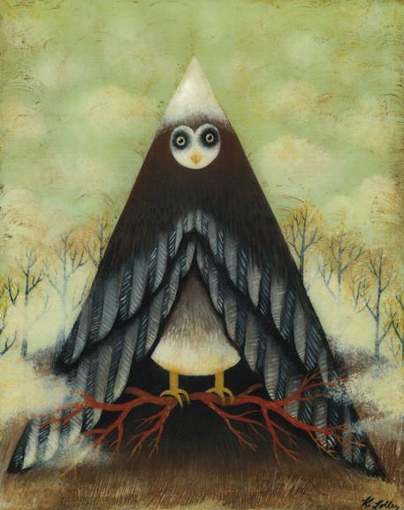 Kathleen Lolley иее лесные фантазии. Изображение № 10.