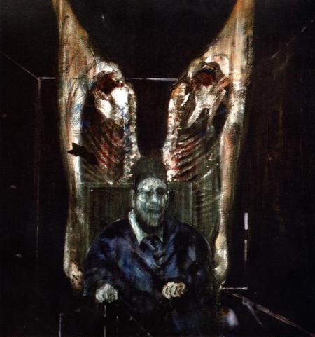 Мрачный мирФрэнсиса Бэйкона. Изображение № 16.