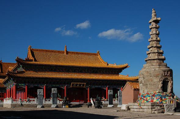 Китай, Утайшань. Изображение № 9.