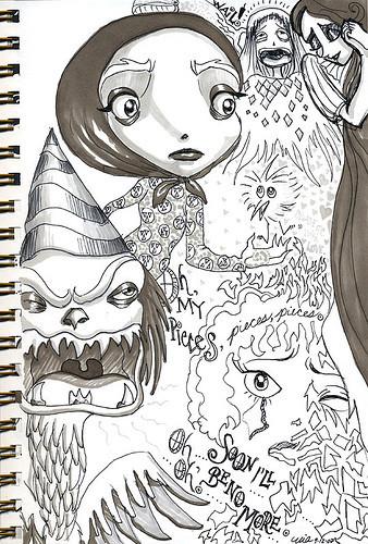 Сказочная Michelle MiaAraujo. Изображение № 19.