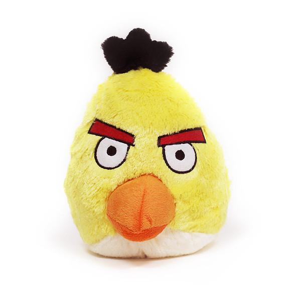 После запуска из рогатки желтые птицы Angry Birds ускоряются, увеличивая разрушения и пробивая препятствие. Крайне эффективны против деревянных сооружений.. Изображение № 2.