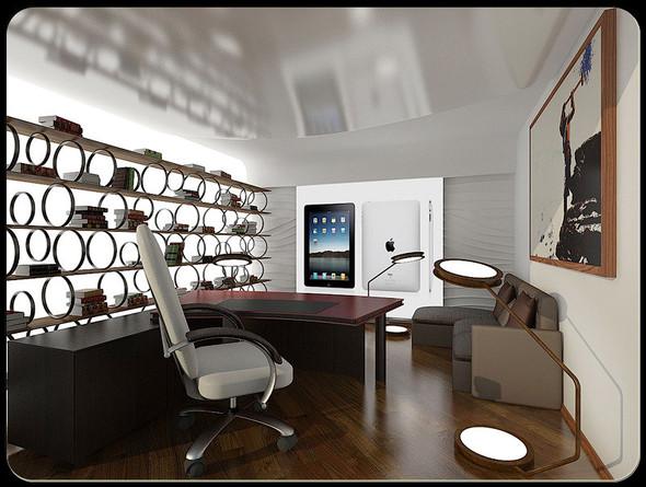 IHome Павла Белого: новый тренд в дизайне интерьера. Изображение № 8.
