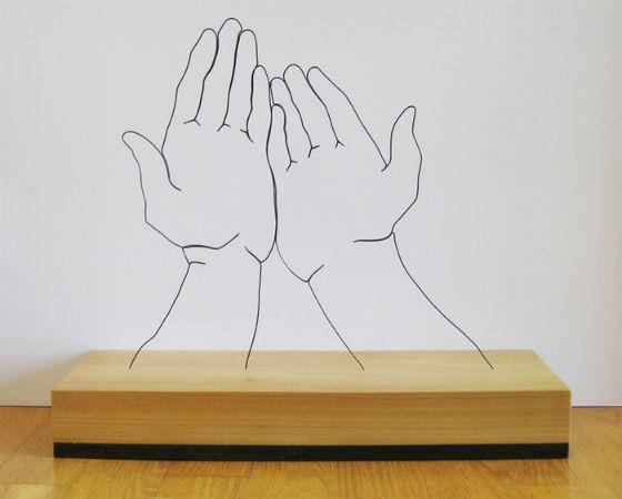 10 художников, создающих оптические иллюзии. Изображение № 29.
