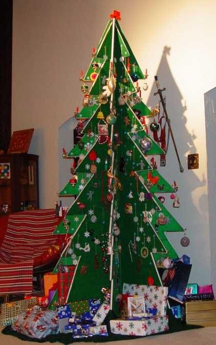 15 идей для новогодней елки. Изображение № 16.