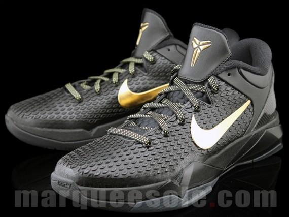 Nike Zoom Kobe VII Elite. Изображение № 2.