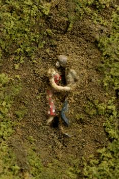 Нетрадиционный подход кфигуркам встеклянном шаре. Изображение № 56.