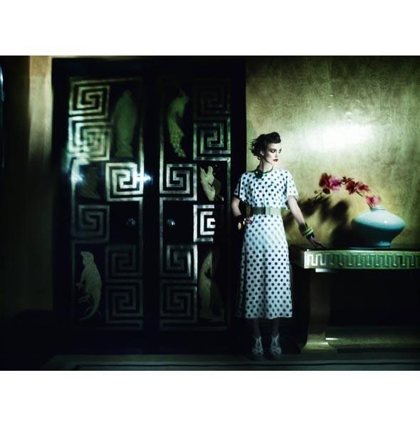 Новые съемки: i-D, Vogue, The Gentlewoman и другие. Изображение № 76.